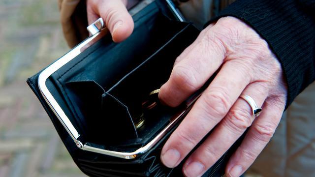 Inkomen ouderen sterker gestegen