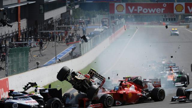 Alonso fit voor Grand Prix van Italië