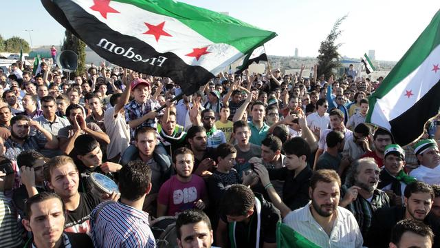 Oproep voor 'Marshall-plan' voor Syrië