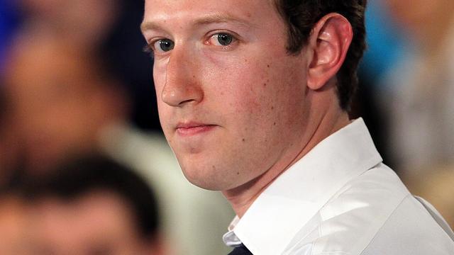 Facebooks Zuckerberg lanceert politieke beweging