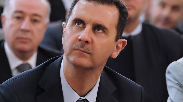 'Laat Assad ontsnappen om burgeroorlog te stoppen'