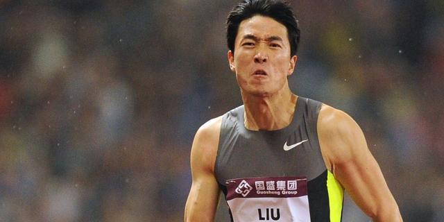 Hordeloper Liu Xiang evenaart wereldrecord 110 meter