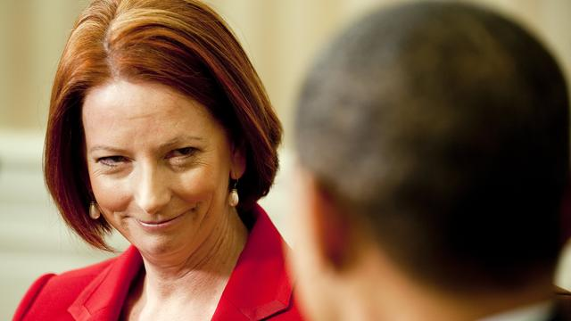 Gillard hekelt parlementsleden