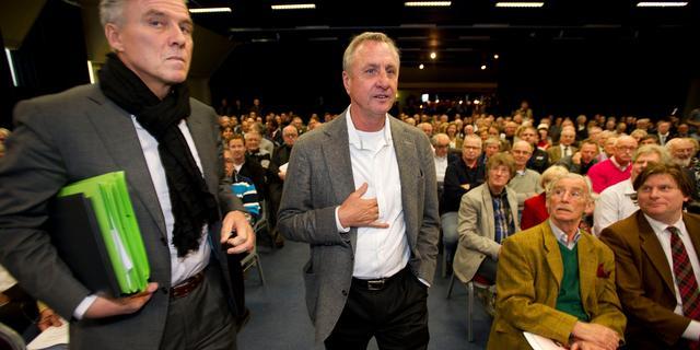 Ajax wil tijdelijke commissarissen aanstellen