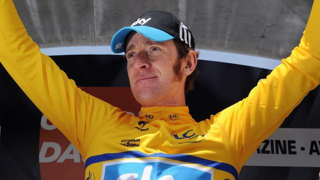 Wiggins verkozen tot wielrenner van het jaar