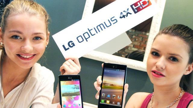 LG Optimus 4X HD eind juni in Nederland te koop