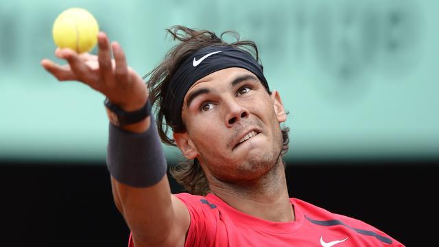 Nadal oppermachtig tegen Ferrer