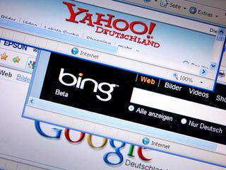Zoekmachine Bing zou patenten schenden