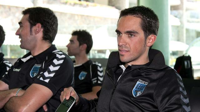 Saxo Bank ontkent dat Contador wil vertrekken