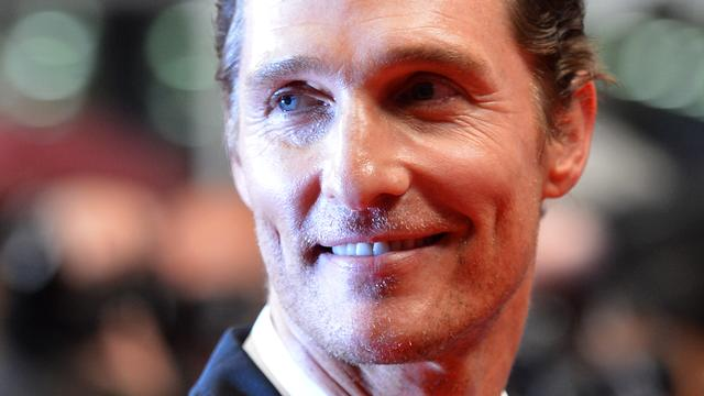 Matthew McConaughey stapt uit The Butler