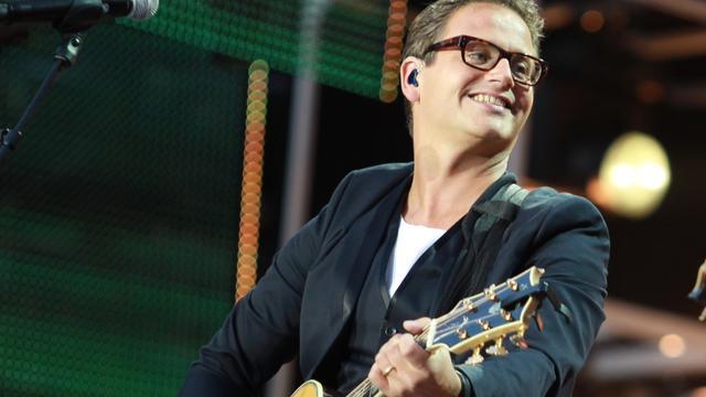 Guus Meeuwis geeft concert op Curaçao