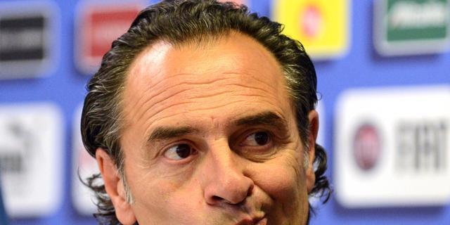 'Italië niet op EK als dat in het belang van het voetbal is'