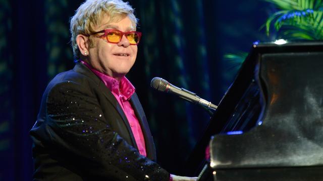Elton John voor concert naar Ziggo Dome