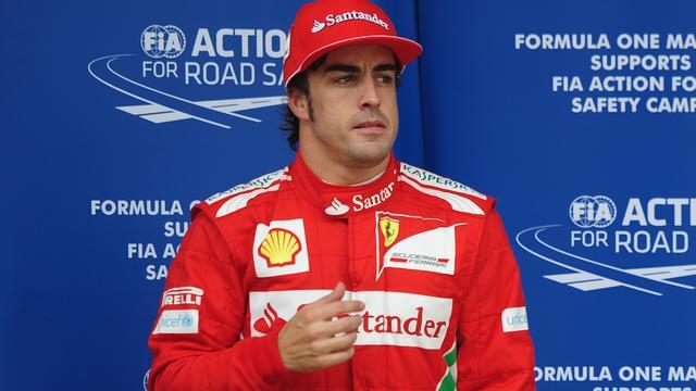 Alonso vergelijkt Formule 1 met loterij