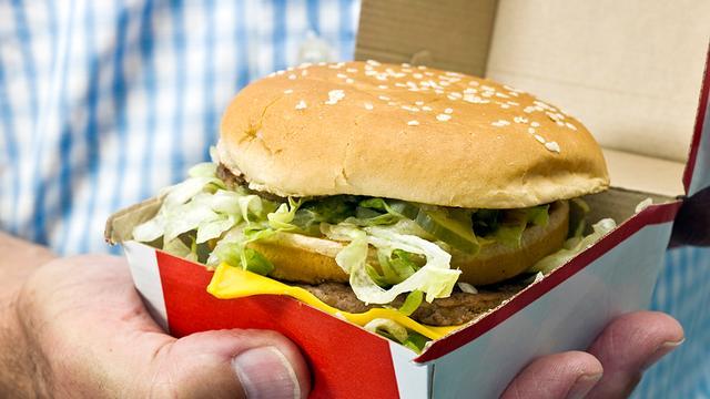 Wat zijn de minst ongezonde opties bij fastfoodketens?
