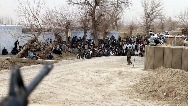 Aanval op NAVO-basis Afghanistan