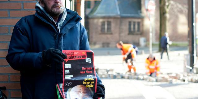 Doek valt voor Rotterdamse straatkrant
