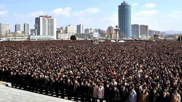 'Ernstig voedseltekort voor 16 miljoen Noord-Koreanen'