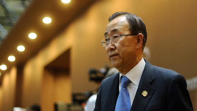 VN eisen toegang tot Syrische stad