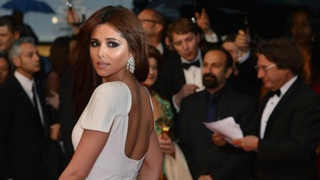 Cheryl Cole is Simon Cowell al vergeten