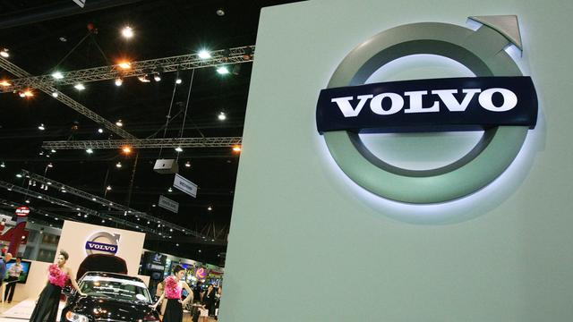 Geen winst Volvo in 2012