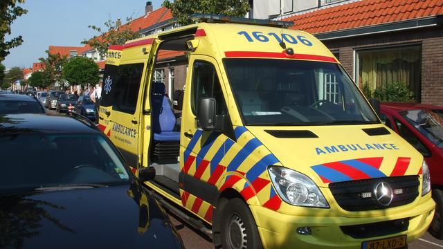 Medewerkers ambulance beschermd bij aangifte