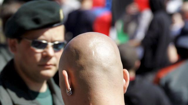 Rechtse terroristen opgepakt in Duitsland