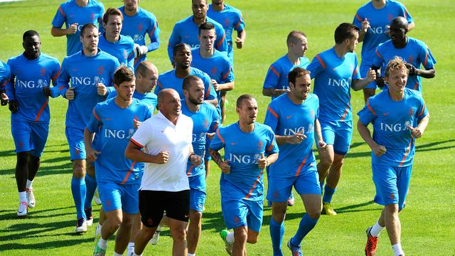 PowNed verstoort training Nederlands elftal