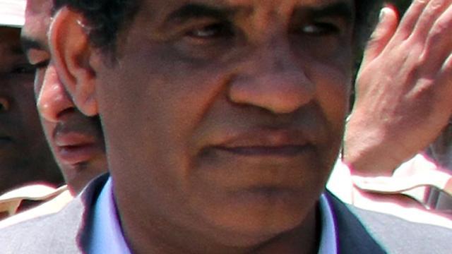 'Libische veiligheidschef Senussi nog vrij'