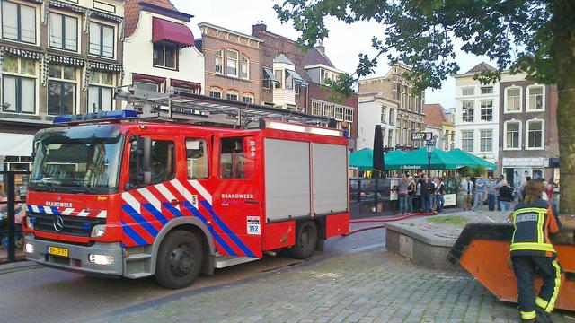 Grote brand in Winschoten is geblust