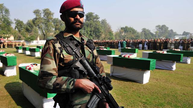 'Geduld VS met Pakistan raakt op'
