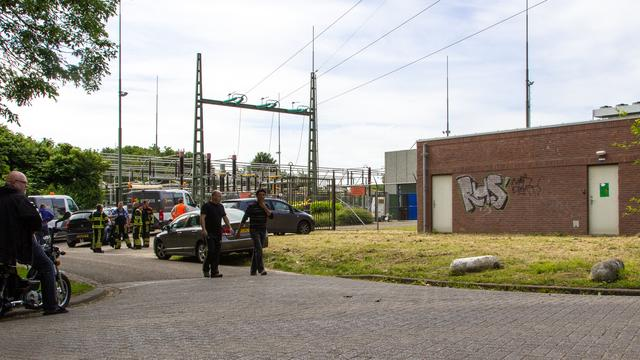 Stroomuitval na brand in transformatorstation Beek