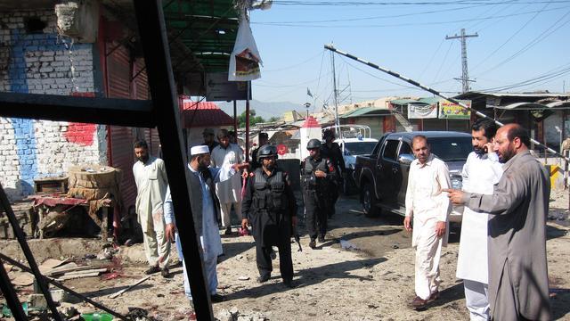Aanslag op godsdienstschool Quetta