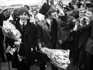 Eerste hit The Beatles was Love Me Do