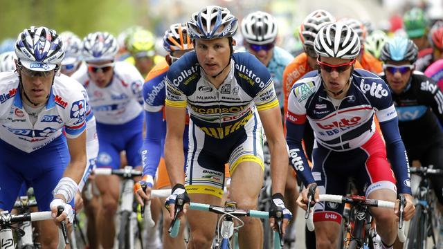 Poels en Hoogerland in Ronde van Zwitserland