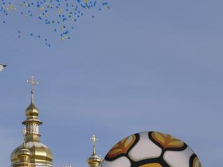 'Op de nipper, maar Oekraïne is klaar voor het EK'