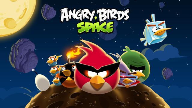 Angry Birds deze herfst naar consoles