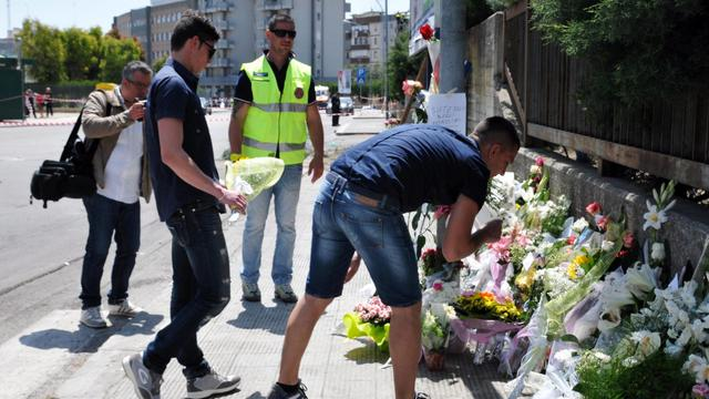 Verdachte bomaanslag Italië gearresteerd