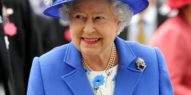 Britse koningin opgenomen in ziekenhuis