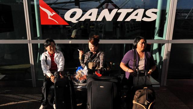 Mogelijk meer buitenlandse invloed bij Qantas