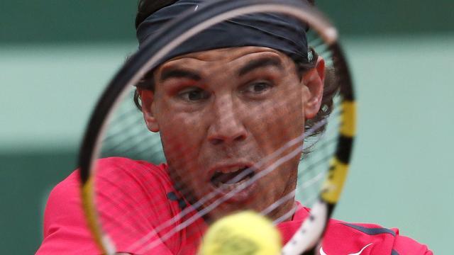 Nadal laat Monaco kansloos, Murray verslaat Gasquet