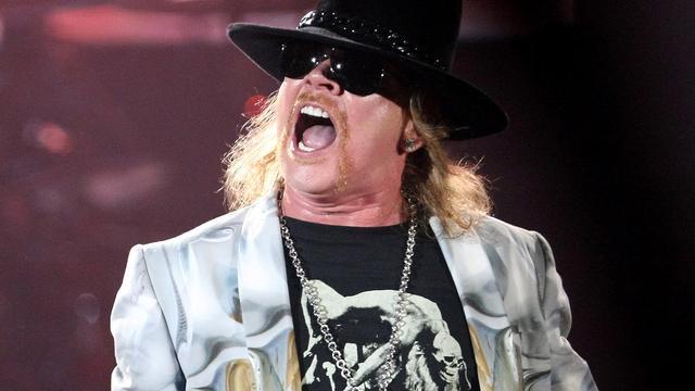 Guns N' Roses hoopt in 2015 nieuw album uit te brengen