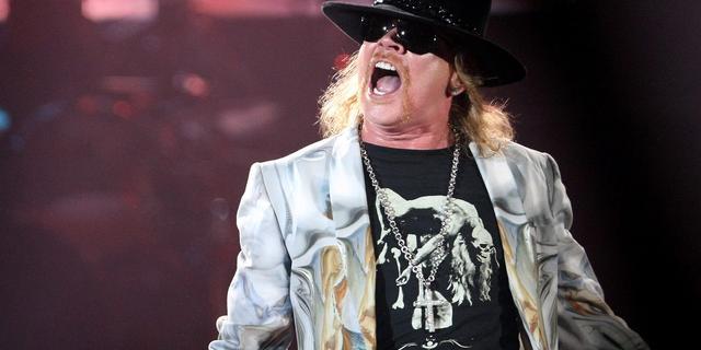 'Guns N' Roses mogelijk in 2016 samen voor reünie'