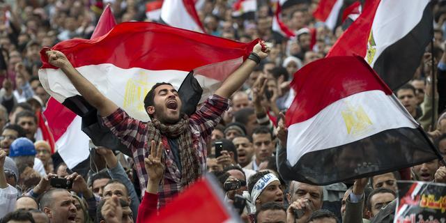 Egypte kiest Constitutionele Raad
