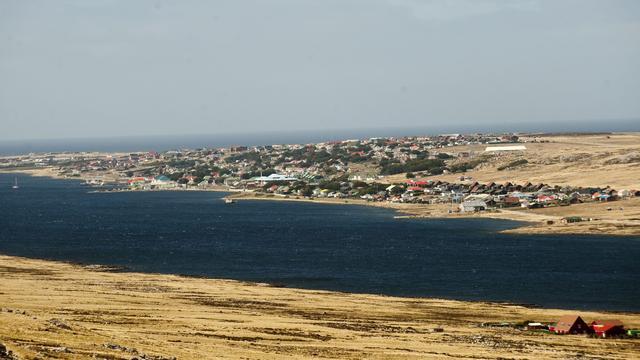 Falklands houden referendum