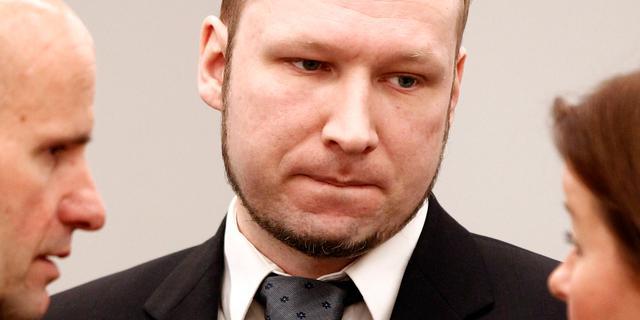 Twijfels over psychiatrisch rapport Breivik