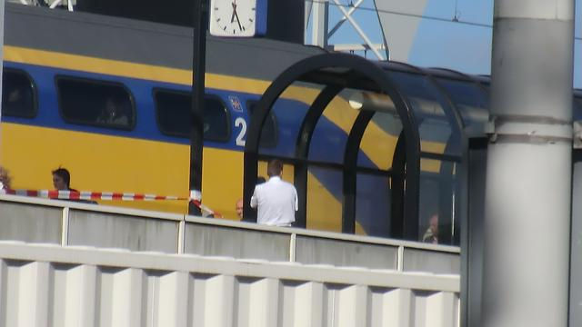 Treinverkeer Den Haag-Utrecht hervat