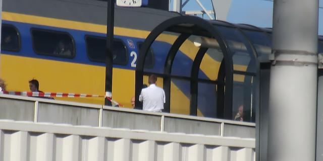 Treinverkeer Den Haag-Utrecht verstoord