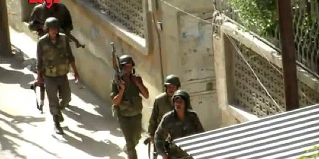 VN noemt conflict Syrië burgeroorlog