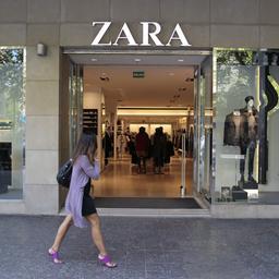 Moederbedrijf van Zara vraagt in Spanje 10 cent voor een papieren zakje